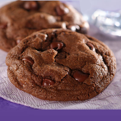 7-Minute Double Chocolate Dream Cookies