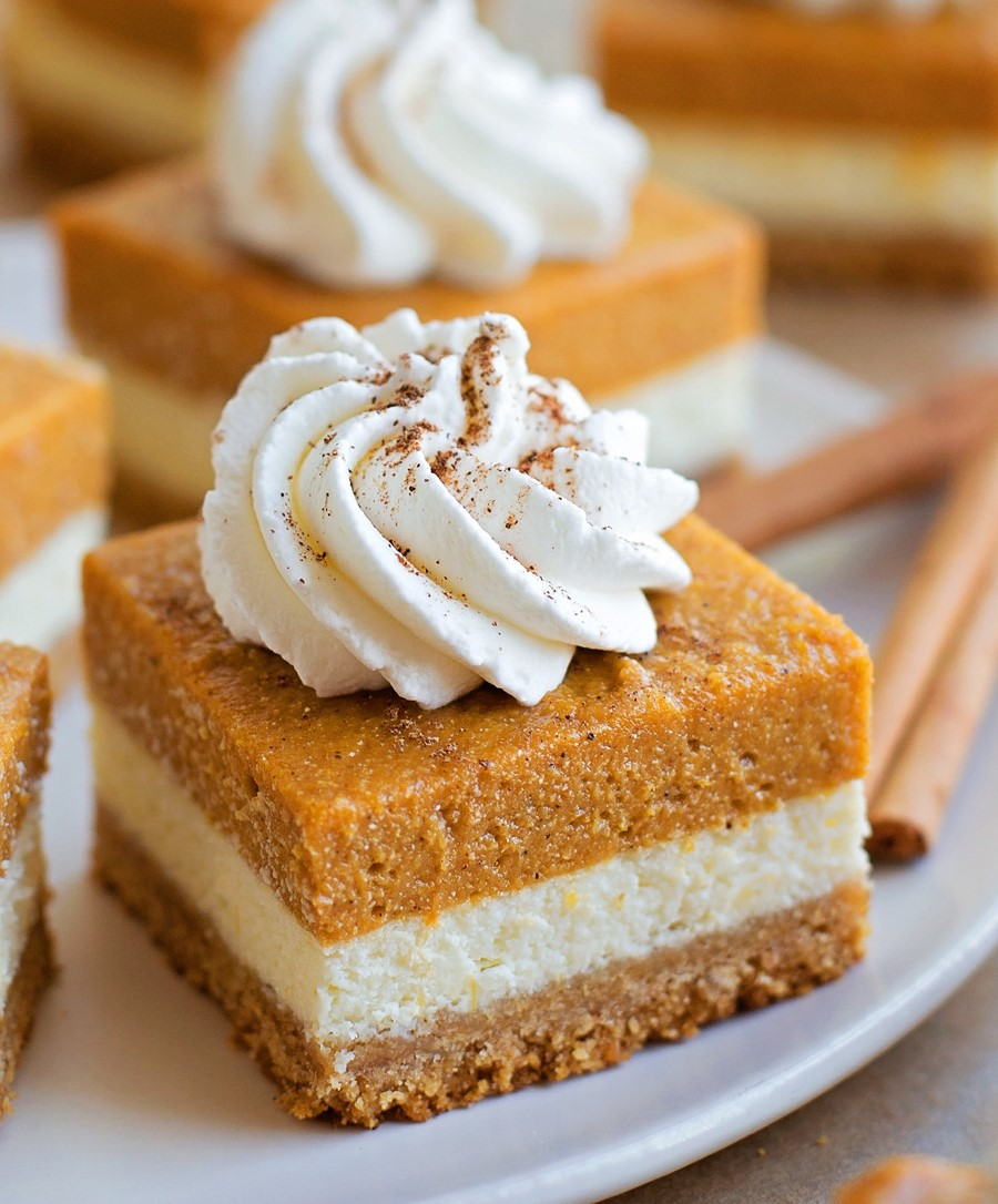 Amazing Pumpkin Desserts You Must Try